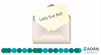 Lady Sue Bell AORN Foundation Nurse Phil