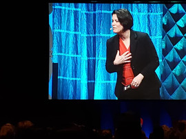 Col. Nicole Malachowski general session.
