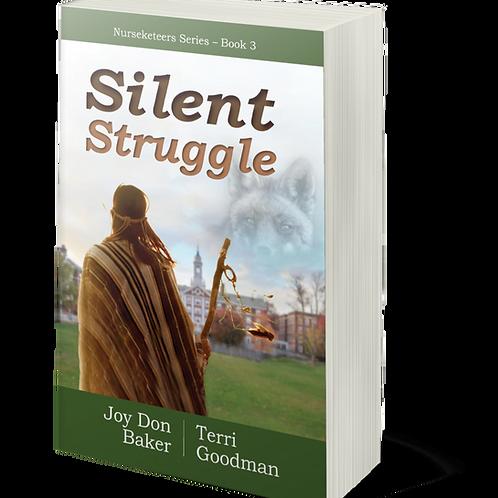 Silent Struggle print