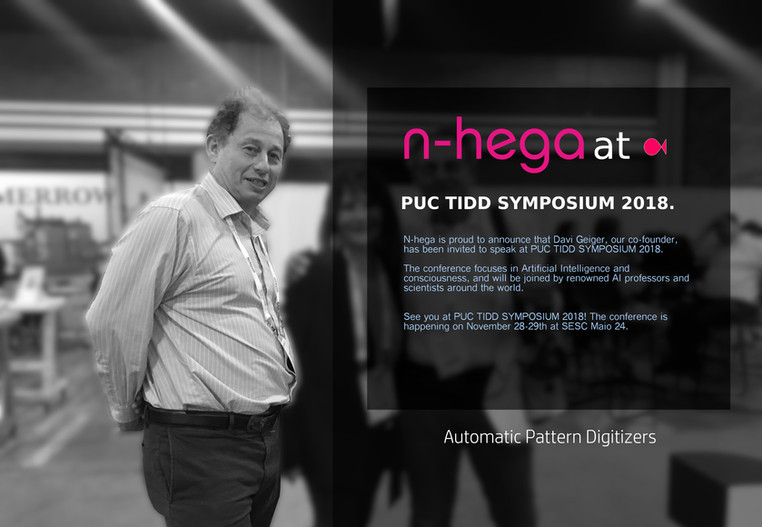 OurCo-founder, Davi Geiger, has been invited to speak at PUC TIDDSYMPOSIUM2018.