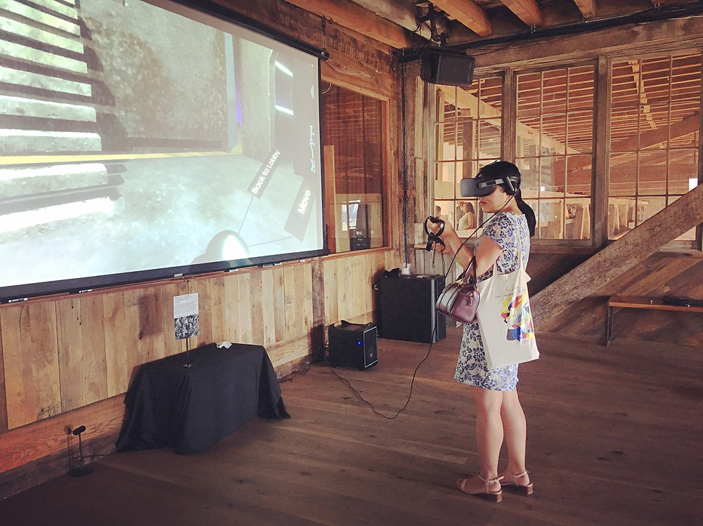 VR & AR future of manufacturing