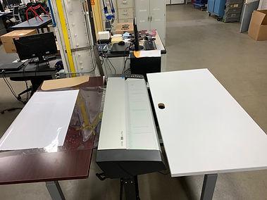 Scanner digitizer Furniture