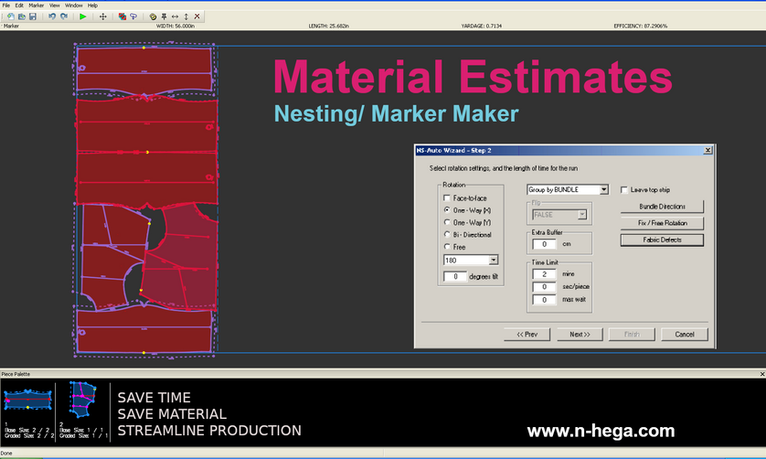 Material Estimates: A big Saving Factor for the Manufacturing industry.