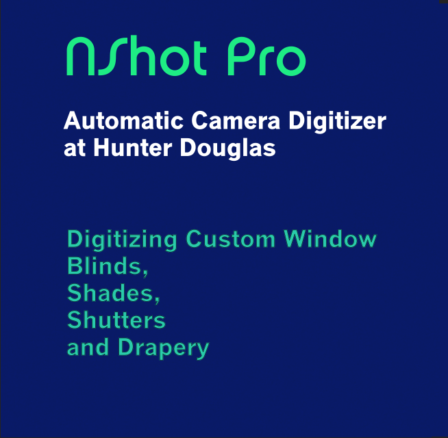 custom window digitizer