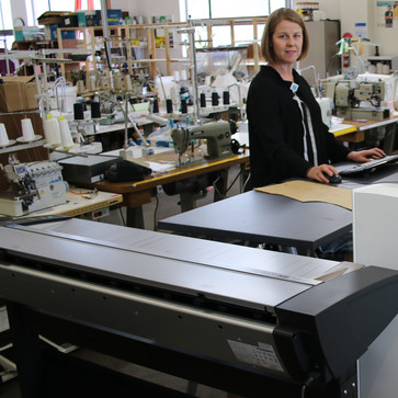 Sample Room now digitizes with the NScan. The new tech gives them an edge in Digitising and Grading.