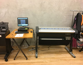 Urban Outfitter uses te NScan Pattern digitizer with Optitex.