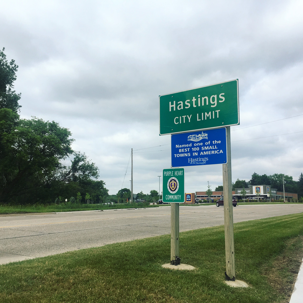 City of Hasting