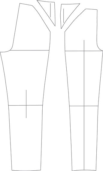 VOSON 1_model Trousers digitalized by NS