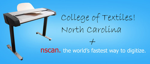 NScan + NC College of Textiles