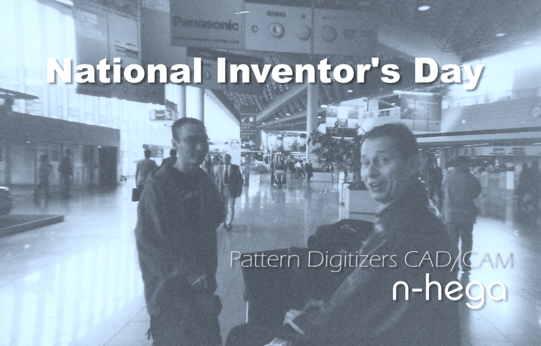 Today we would like to celebrate our founders who created the first effective method for digitizing