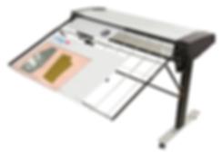 NScan Scanner Pattern Digitizer CAD DXF CAM