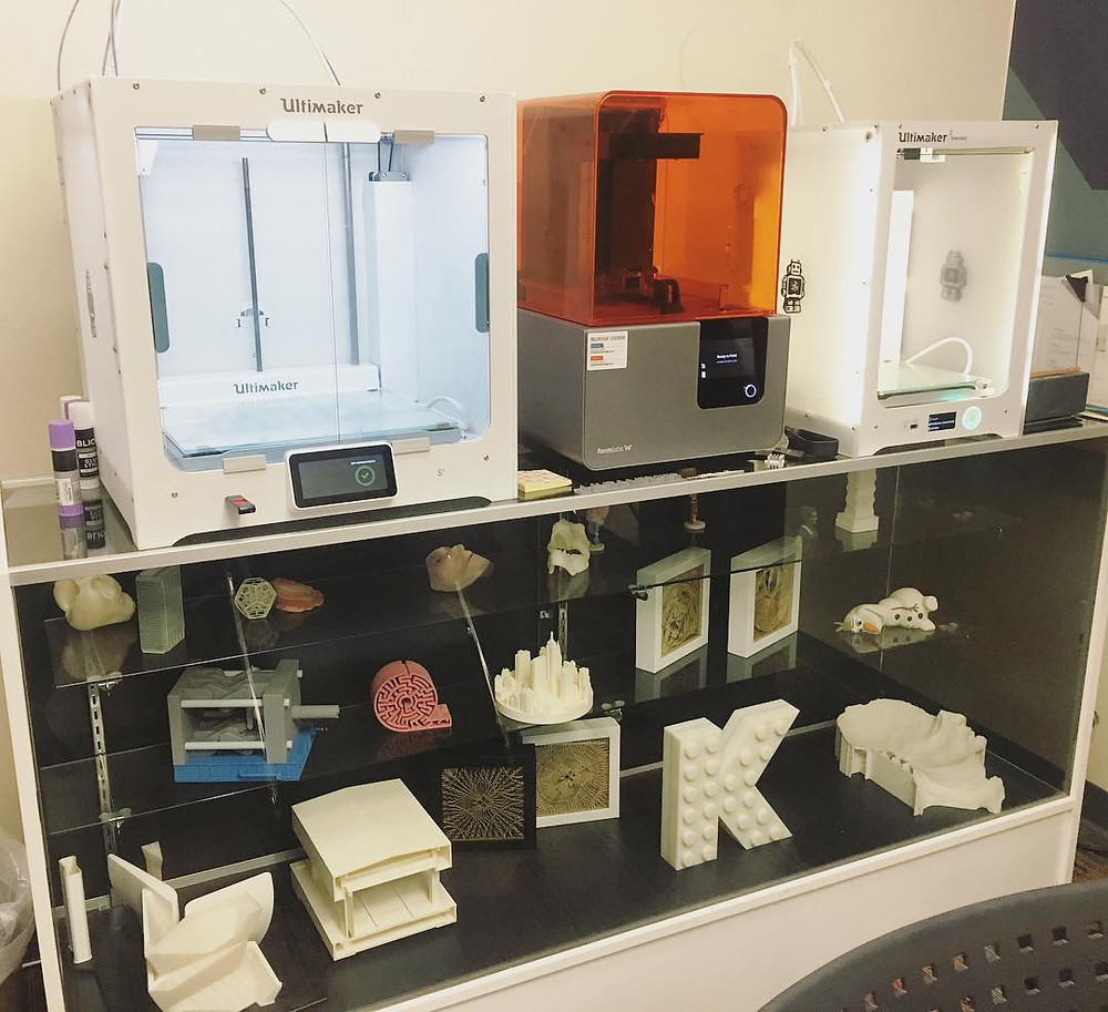 3D printing and digitization