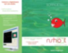 nshot italian brochure
