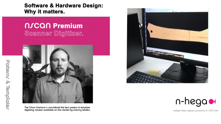 Software & Hardware Design. Why it matters. NScan Premium combines the best software and hardware.
