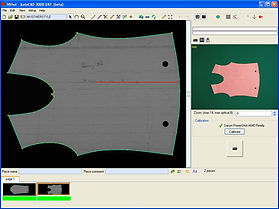 NShot Pattern Digitizer