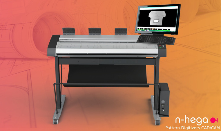 The new NScan HD-Ultra-X pattern digitizing scanner system is out! --- More Power. Better Performanc