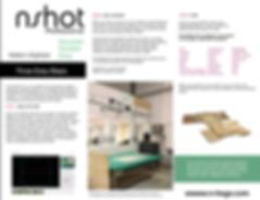 NShot Pro Brochure photo digitizer
