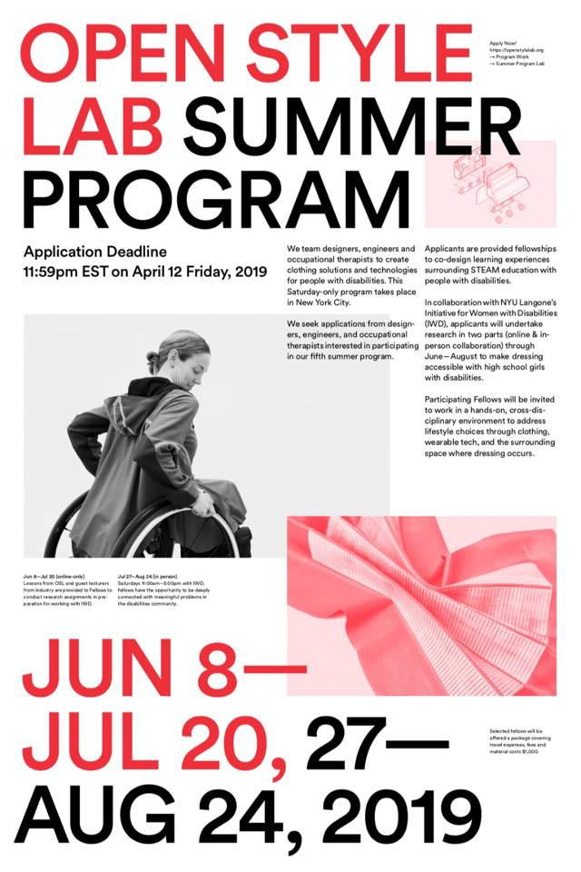 Great Opportunity for Designers, Engineers and Occupational Therapists!