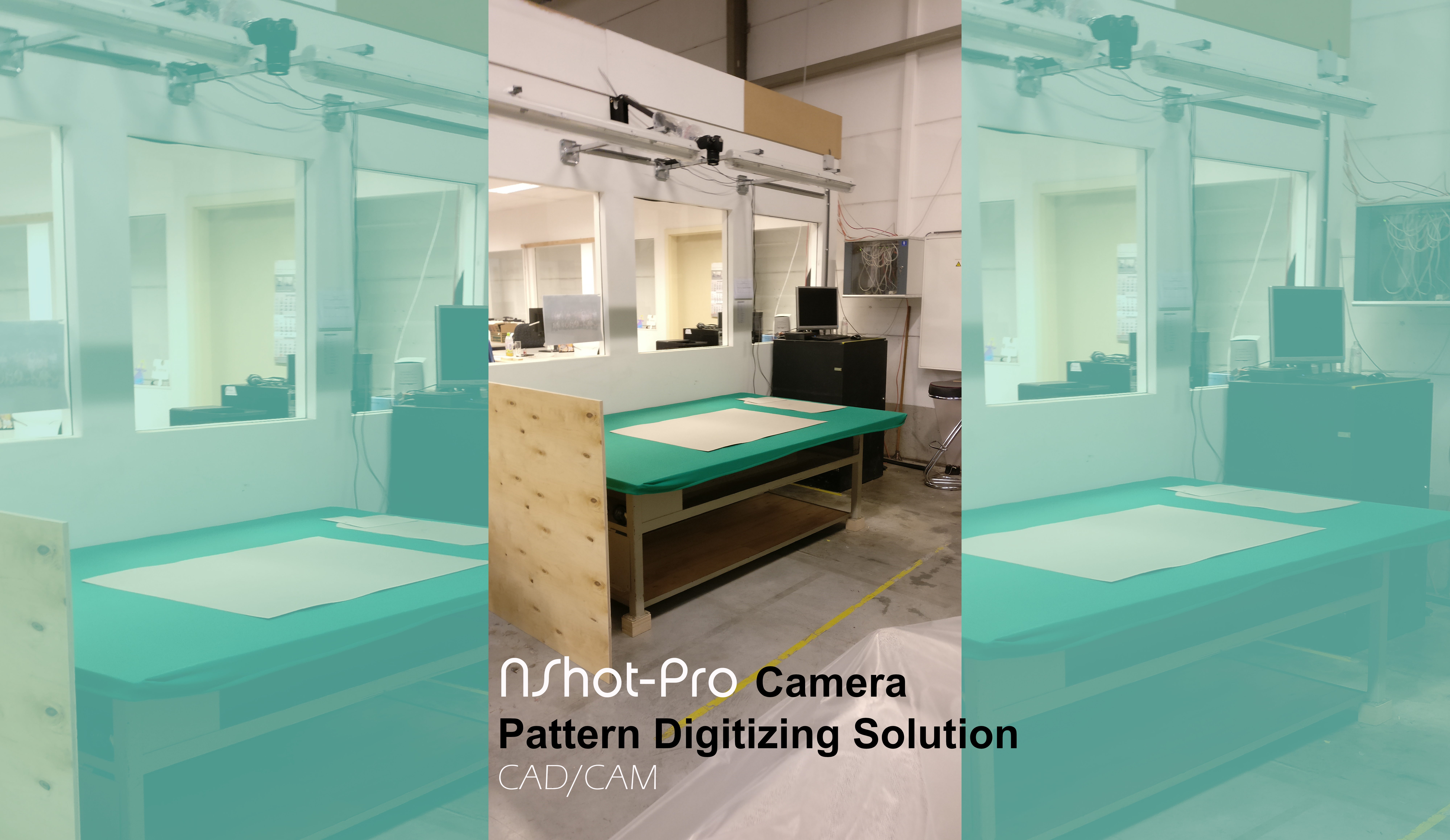 NShot-Pro Camera Digitizing Solution  Perfect for small