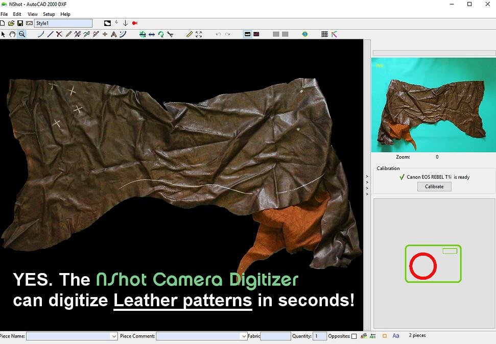 Pattern Digitizer