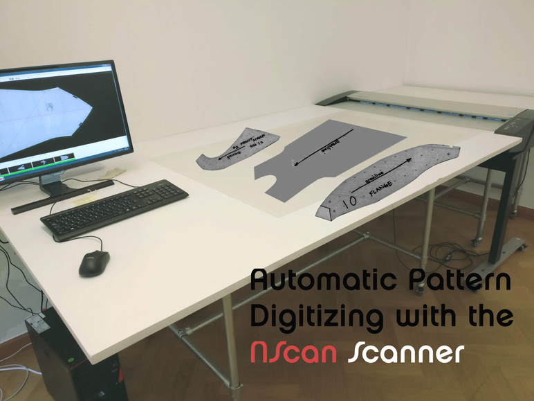 CAD Digitizer