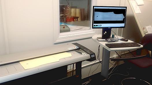 NScan Scanner Pattern Digitizer