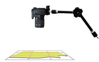 NShot Camera Digitizing for Patterns