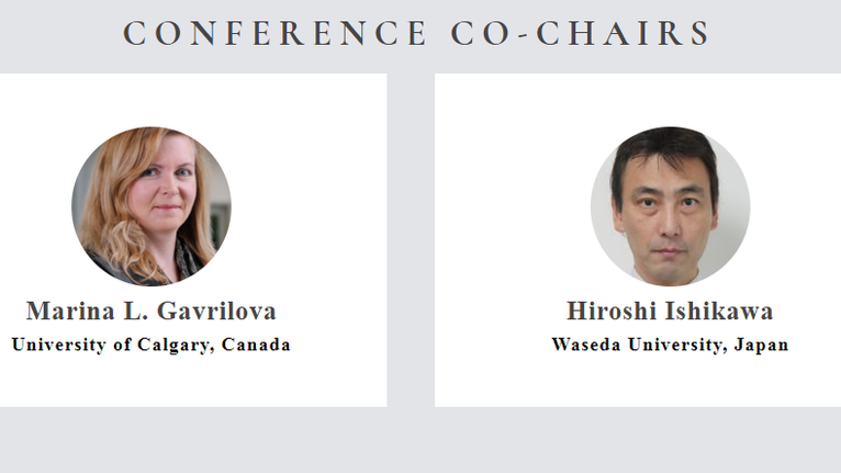 """Our Co-Founder and Technology counsel, Hiroshi Ishikawa, will be co hosting the """"Computer Graph"""