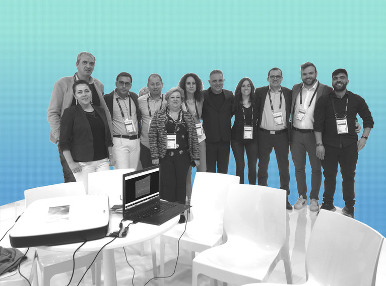 Texprocess Germany was a success! Thank you to all our partners, clients and friends who met up with