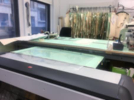 NScan Pattern Digitizing Scanner at Polo Ralph Lauren
