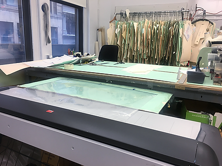 NScan Pattern Digitizing Scanner at Polo Ralph Lauren