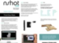 NShot Lite Brochure Portable Photo Digitizer