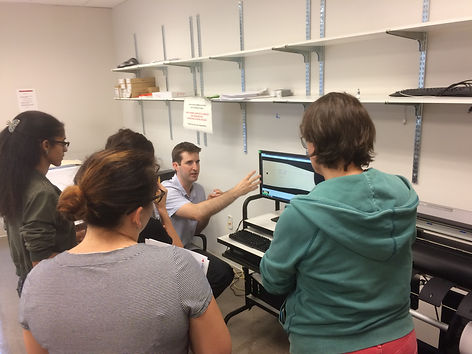 NScan Pattern Digitizing Training Session