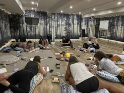 Group Tarot Card Reading