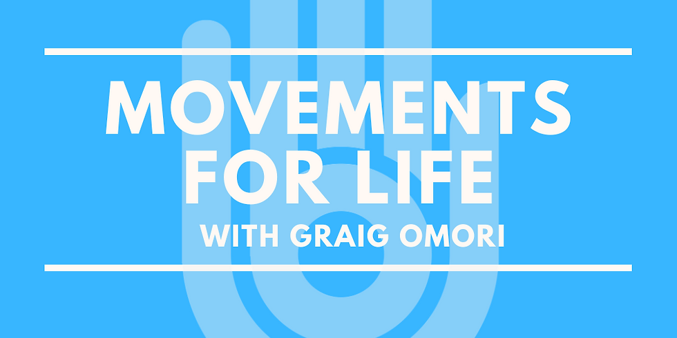 Movements for Life - Live Stream