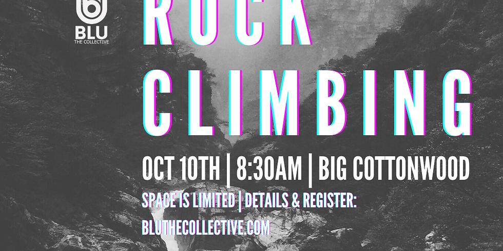 Rock Climbing- Beginners Welcome!