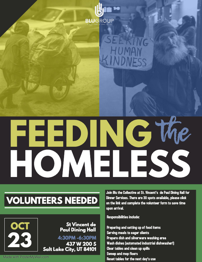 Copy of Feeding the Homeless - Made with