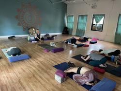 Restorative Yoga + Sound Bath