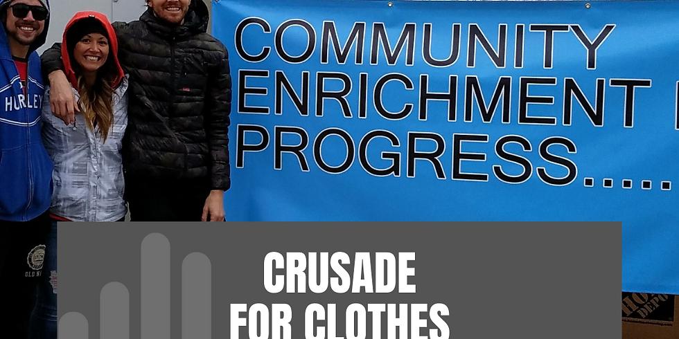 Crusade 4 Clothes