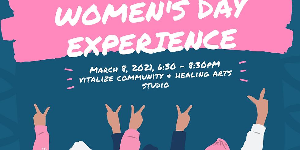 International Women's Day Experience