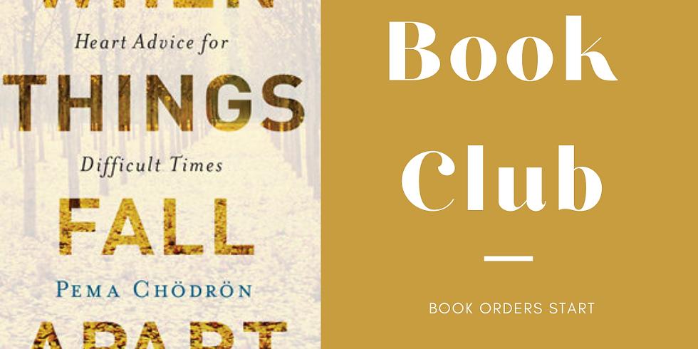 Book Club- Discussion