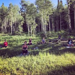 Hike + Sunrise Yoga