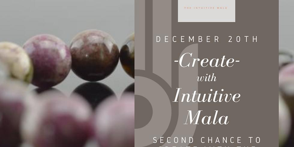 Create- Intuitive Mala