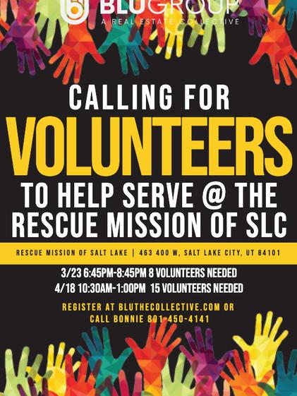 Copy of Volunteers Needed Poster - Made