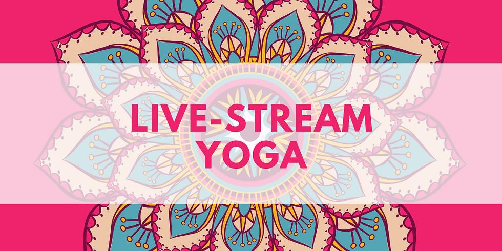 Yoga - Live Stream