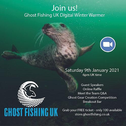 Ghost Fishing UK - Digital Winter Warmer