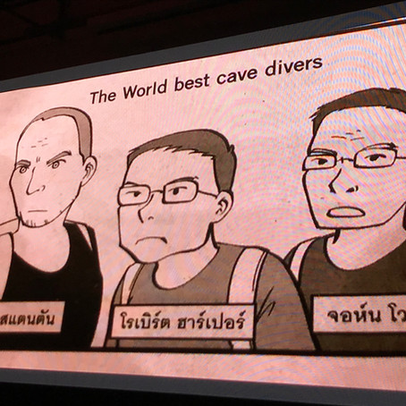 National Caving Conference & Thai Cave Rescue