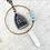 Thumbnail: Rose Quartz Buddha Necklace