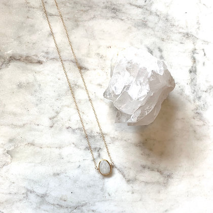 Moonstone Pretty Little Thing Necklace