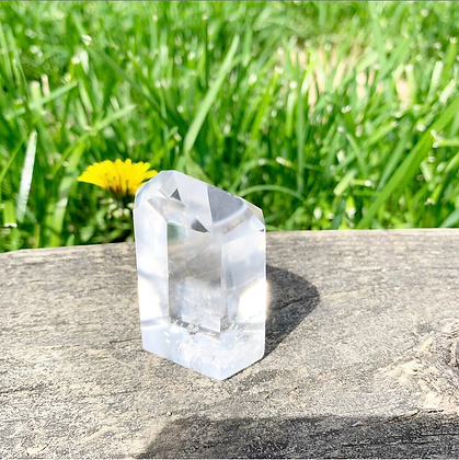 Clear Quartz Tower #3
